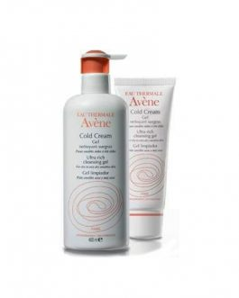 AVENE GEL LIMPIADOR AL COLD CREAM 400 ML