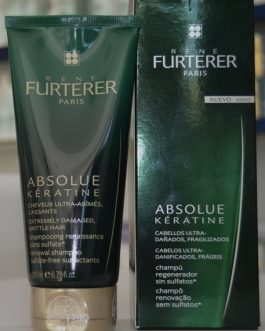 ABSOLUE KERATINE CHAMPU REPARADOR RENE FURTERER 200 ML