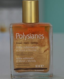 POLYSIANES ACEITE SUBLIMADOR DE MONOÏ 50 ML