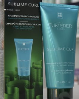 CHAMPU  SUBLIME  CURL RIZOS  RENE  200 ML