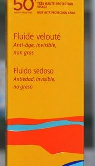 POLYSIANES SPF 50 FLUIDO SEDOSO SPRAY KLORANE PROTECCION ALTA 150 ML