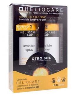 PACK DOBLE SPRAY 360 HELIOCARE