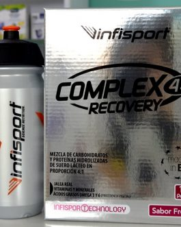COMPLEX 4:1 RECOVERY  FRESA