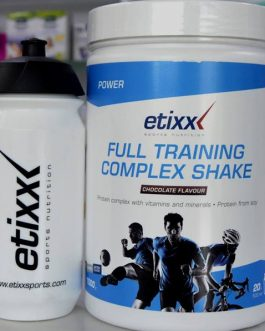 FULL TRAINING COMPLEX SHAKE ETIXX CHOCOLATE