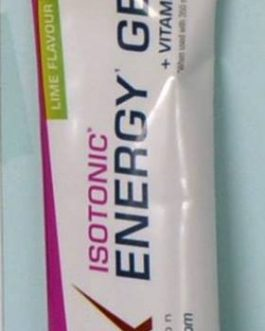 ISOTONIC ENERGY GEL