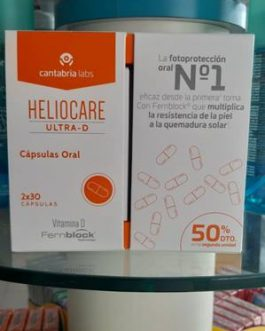 HELIOCARE ULTRA CAPS 30 CAPS pack
