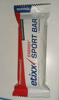 ENERGY SPORT BAR chocolate